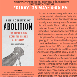 Science of Abolition poster