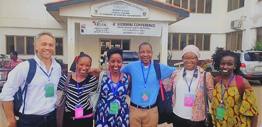 ASAA conference, Accra, October 2017