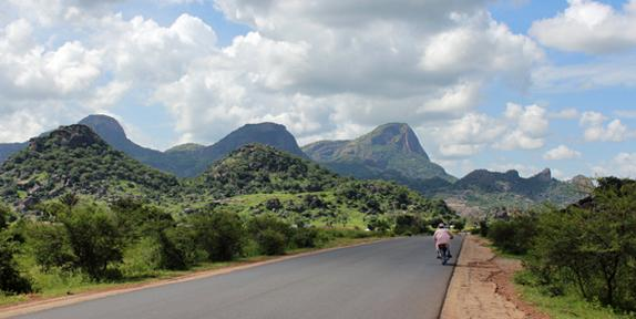 The Dass Hills, Bauchi State, northern Nigeria, image©Adam Higazi